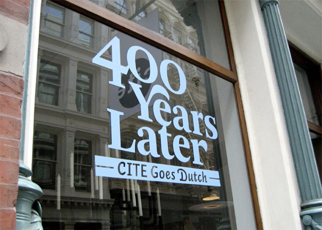 Cite Goes Dutch