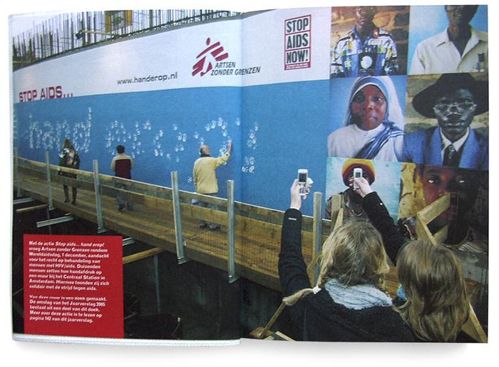 Artsen zonder Grenzen AR 2005