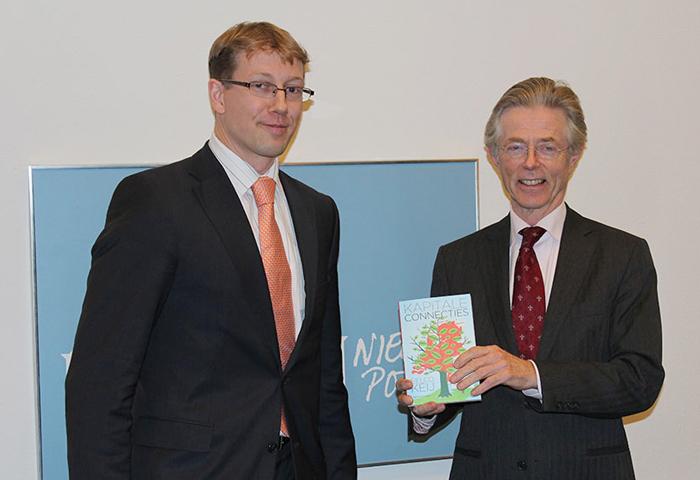 Eelco Keij and Joris Voorhoeve