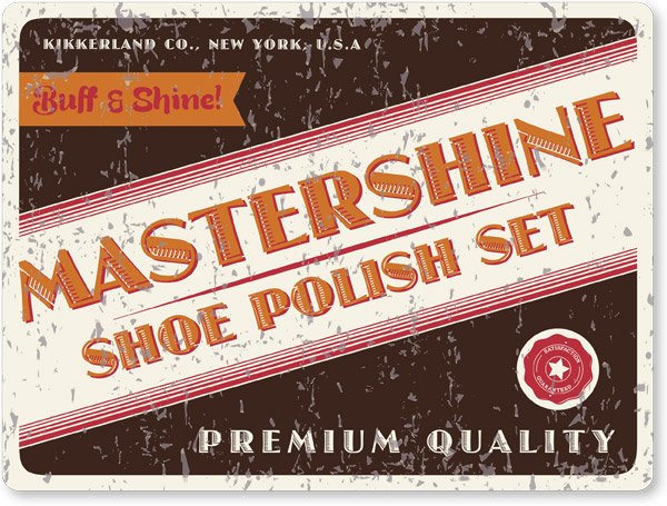 Shoe Shine Kits