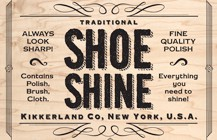 Shoe Shine Kits